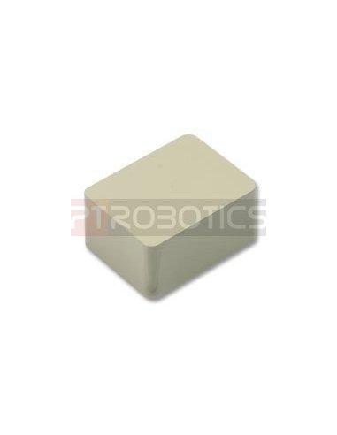 Caixa de Aparelhagem 25X75X56mm Plástico Cinzento | Caixa ABS | Caixas de Aparelhagem |