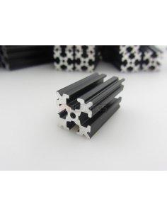 OpenBeam 210mm Black Anodised