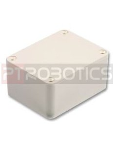 Caixa Plastico ABS Branca