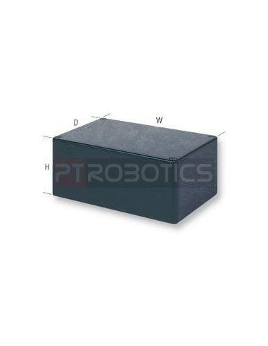 ABS Enclosure 75x56x25mm Black   Caixas de Aparelhagem  