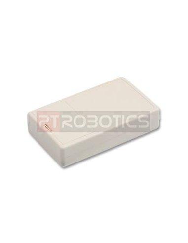 Caixa Clip Plastico ABS Branca | Caixas de Aparelhagem |