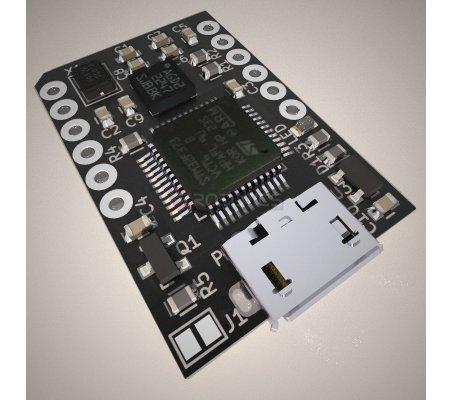 CyberAtom X-200 Device | IMU | Softexor - Cyberatom