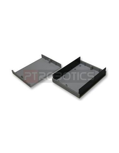 Caixa de Aparelhagem 50X245X175mm Plástico Cinzenta | Caixa ABS