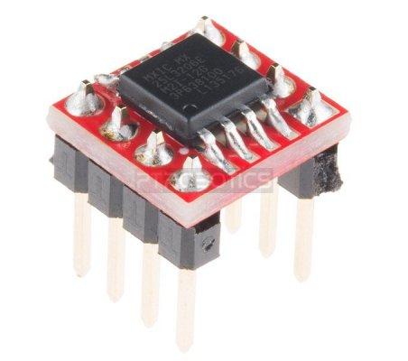 SparkFun SOIC to DIP Adapter - 8-Pin | PCB | Sparkfun