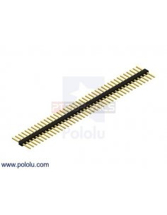 PCB Header 40Pin Double-Sided Single Row