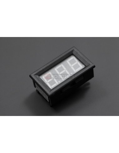 LED Current Meter 10A (Red) DFRobot
