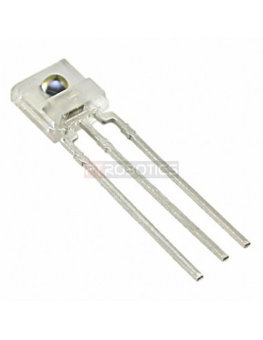 TSL237S - Light to Frequency Converter | Sensores Ópticos | Texas Instruments