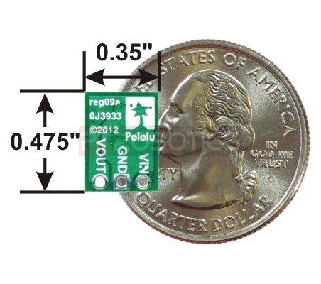 Pololu 5V Step-Up/Step-Down Voltage Regulator | Regulador de Voltagem S7V7F5 | Alimentação | Pololu