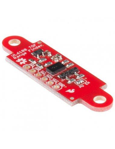 SparkFun ToF Range Finder Sensor - VL6180 | Sensores Ópticos | Sparkfun