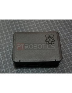 Raspberry Pi Case B+/2 Black OKW