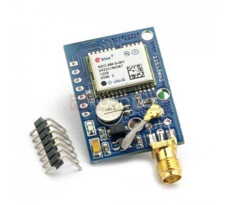 SainSmart Ublox NEO-6M Uart/IIC GPS Module for Arduino | _Obsoletos | Sainsmart