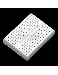 Breadboard Mini Self-Adhesive White
