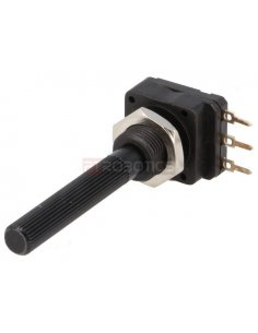 Rotary Potentiometer 100K Linear 200mW 6mm