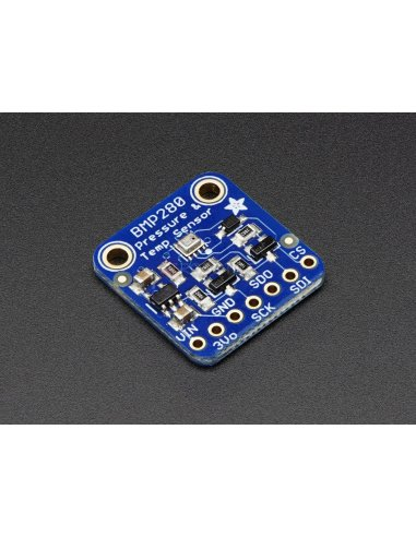 Adafruit BMP280 I2C or SPI Barometric Pressure & Altitude Sensor Adafruit