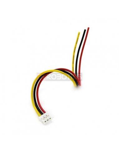 Infrared Sensor Jumper Wire - 3-Pin JST   Assemblados  
