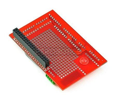 Prototyping Shield for Raspberry Pi 3/ Pi 2/ Model B+ TiniSyne