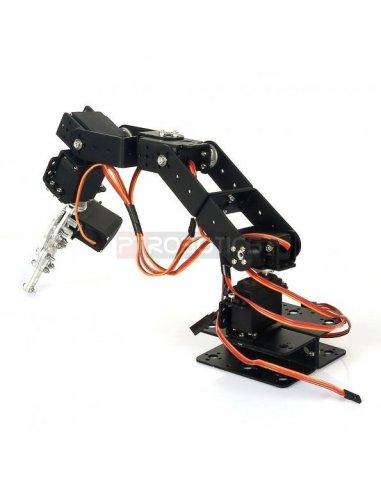 SainSmart 6-Axis Control Palletizing Robot Arm Model DIY w/o Arduino  Controller & Servos DIY