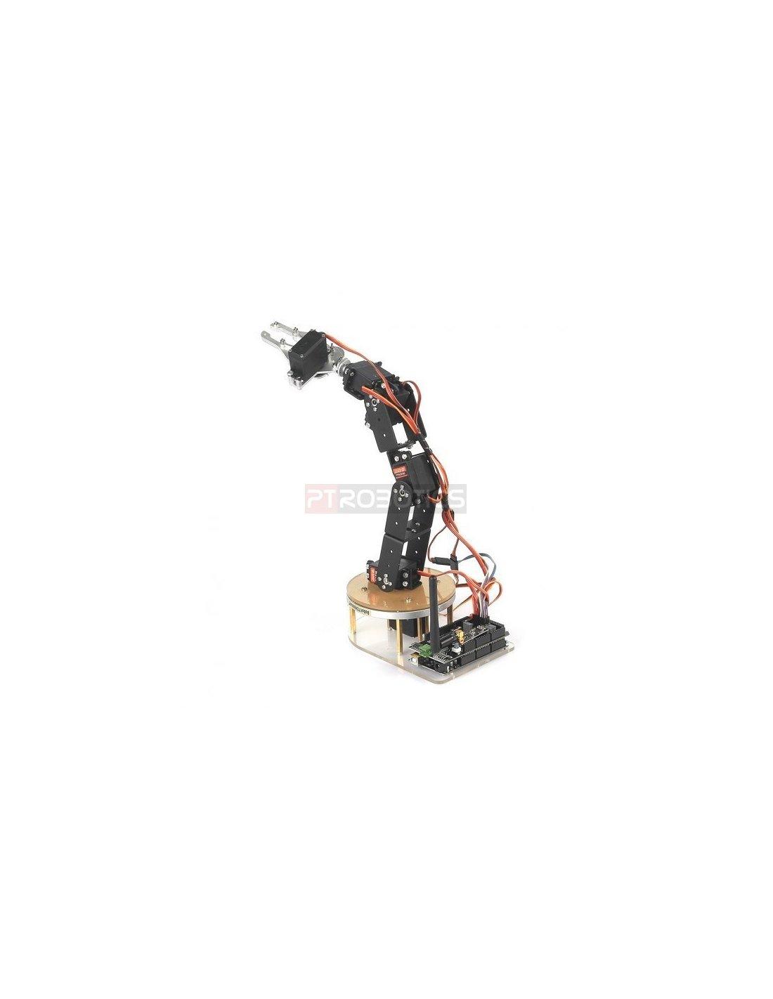 SainSmart 6-Axis Control Palletizing Robot Arm Model DIY w