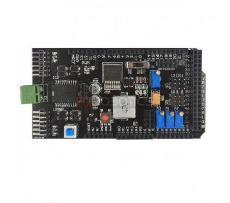 SainSmart InstaBots Robot Controller Shield for Arduino MEGA2560 R3 Robot Arm Control