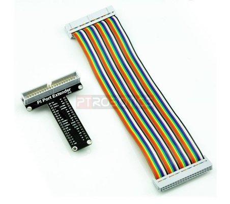 Pi Port Extender Kit for Raspberry Pi 2 /Model B+/Model A+ TiniSyne