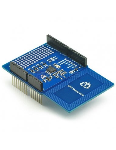 NFC/RFID Shield | RFID | TiniSyne
