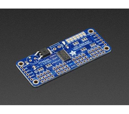 Adafruit 16-Channel 12-bit PWM/Servo Driver - I2C interface - PCA9685 Adafruit
