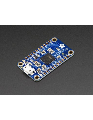 Adafruit FT232H Breakout - General Purpose USB to GPIO+SPI+I2C | Conversores | Adafruit