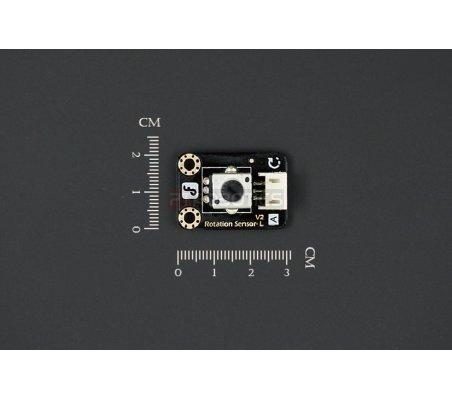 Gravity: Analog Rotation Potentiometer Sensor V1 For Arduino | Potenciometros Rotativos | DFRobot