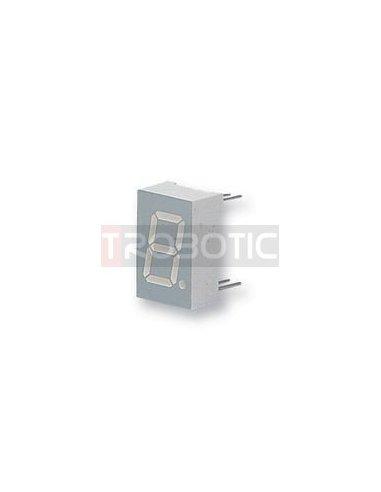 SC56-11YWA Amarelo 0.56 Common Cathode | Display 7 segmentos |