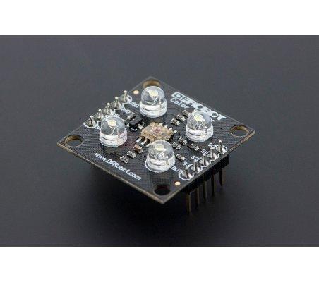 TCS3200 Color Sensor | Sensores Ópticos | DFRobot