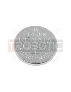CR1225 Coin Cell Battery 3V 48mAh