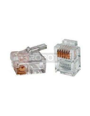 RJ12 Plug | Comunicações |