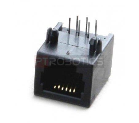 RJ12 6-Pin Connector | Comunicações |