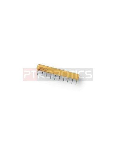Resistor Network 10K 10Pin 125mW