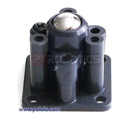 Single Chassis Completion Kit for RRC01A   Chassi de Robo   Pololu