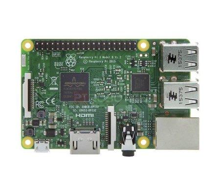Raspberry Pi 3 Model B 1.2 GHZ