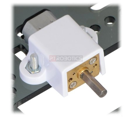 30:1 Micro Metal Gearmotor HPCB with Extended Motor Shaft   Motor DC com Engrenagens   Pololu