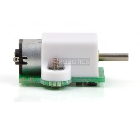 75:1 Micro Metal Gearmotor HPCB with Extended Motor Shaft Pololu