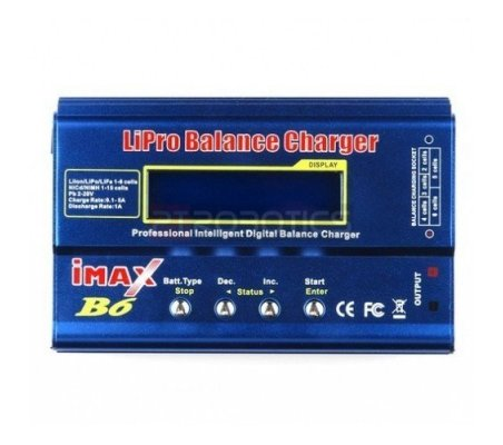 Li-Ion/Polymer Battery Charger/Balancer - 50W, 5A