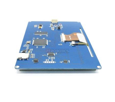 Nextion NX8048T070 - Generic 7.0 HMI TFT LCD Touch Display | LCD Grafico | Itead