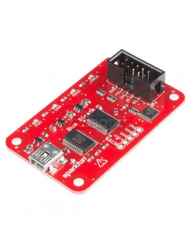 Bus Pirate - v3.6a | Analisador Logico | Sparkfun