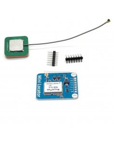 Mini Locator GPS Navigation Module Position Tracker