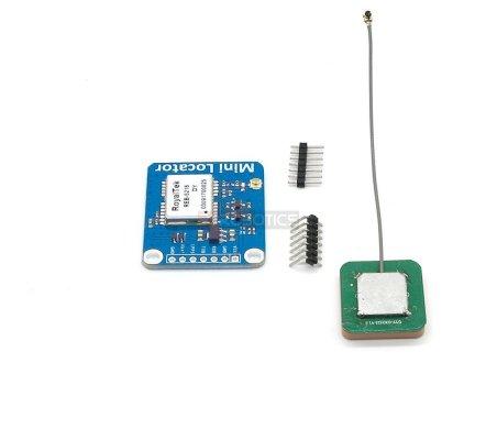 Mini Locator GPS Navigation Module Position Tracker Itead