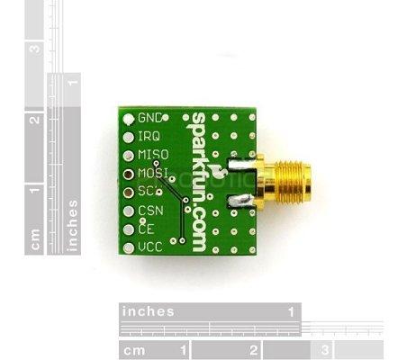 Transceiver nRF24L01+ Module with RP-SMA | 315Mhz e 433Mhz |