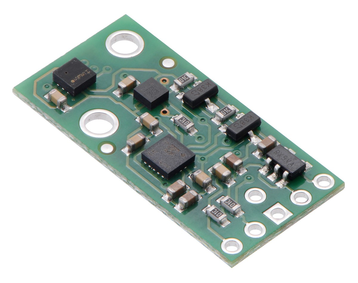 Altimu 10 V5 Gyro Accelerometer Compass And Altimeter Lsm6ds33 Interfacing Tripleaxis With Atmega 16 Circuit Diagram Lis3mdl Lps25h Carrier