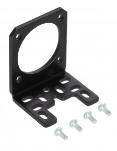 Pololu Stamped Aluminum L-Bracket for NEMA 17 Stepper Motors Pololu