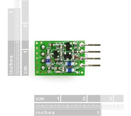 RF Link Transmitter - 315MHz | 315Mhz e 433Mhz |