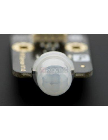 Gravity: Digital PIR (Motion) Sensor For Arduino