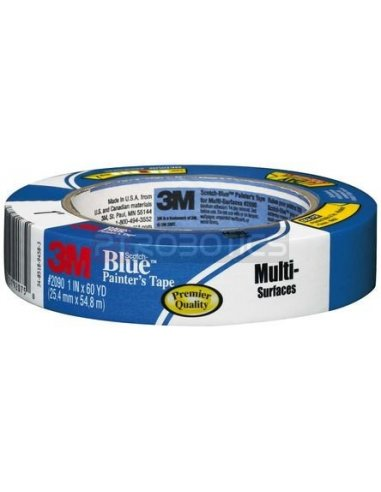 3M Azul Masking Tape 24mm 50mt