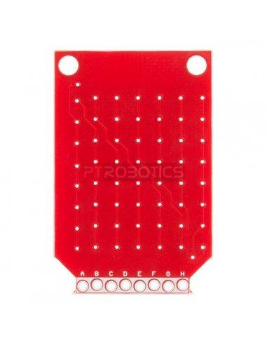 SparkFun LED Array - 8x7 | Matriz de Led | Sparkfun